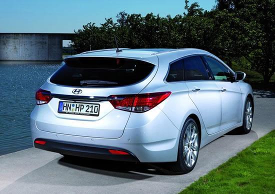 现代i40旅行版打前锋 2012年现代汽车新车前瞻