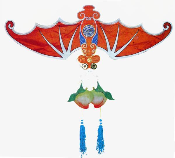 中国风筝的吉祥寓意