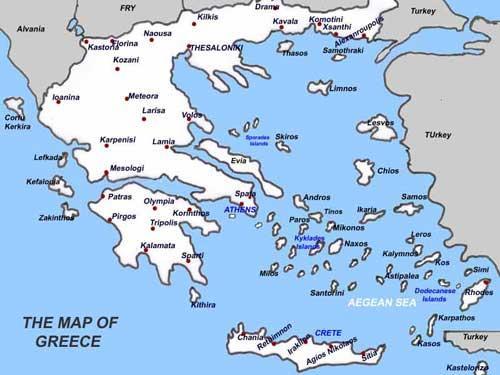 希腊旅游资讯面面观 你不知道的希腊
