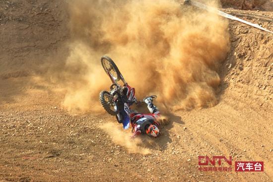 2012年全国摩托车越野锦标赛首站在易县落幕