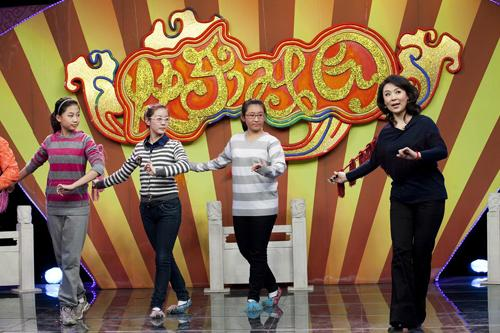 嘉宾张娟教授小同学京剧中尚派的表演
