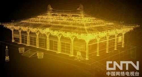 《中国古建筑》剧照