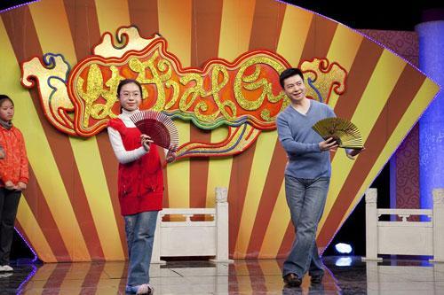 胡文阁老师教同学《牡丹亭》中扇子的表演
