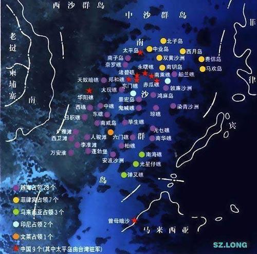 西方目瞪口呆!中国两洋战略曝北京11大海外基地 -  红杏 - 红杏