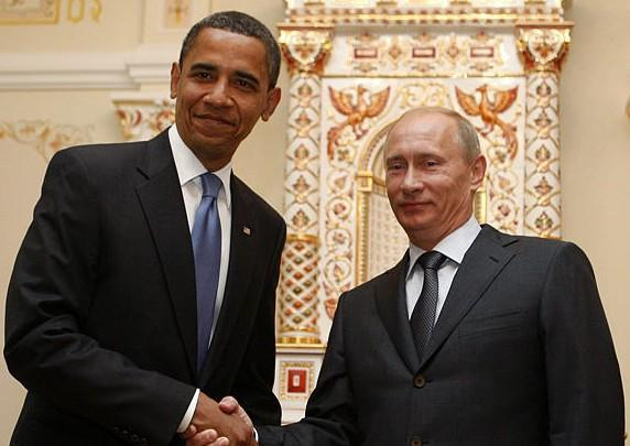 普京与奥巴马两次推迟会晤 专家称美俄将软对
