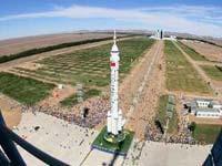 Finaliza con éxito la primera prueba general previa al lanzamiento del Shenzhou-9
