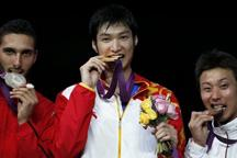 Chinese Lei wins men´s foil gold