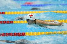 Chinese Jiao wins Olympic 200 butter gold