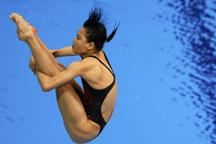 Chinese Wu wins Olympic women´s 3m springboard gold