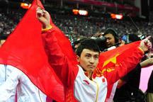 Feng wins third gymnastics gold for China at London Olympics