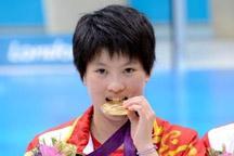 China´s Chen Ruolin wins women´s 10m platform gold