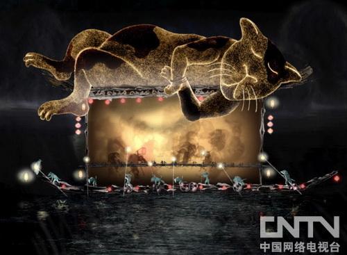 背景资料:日本广岛国际动画节是世界著名的动画影片展映