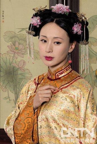 杨雨婷饰张宝琴