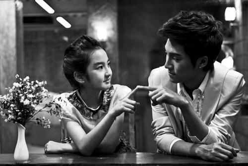 全新男女组合Mi2首推童话爱情单曲《勇敢爱》