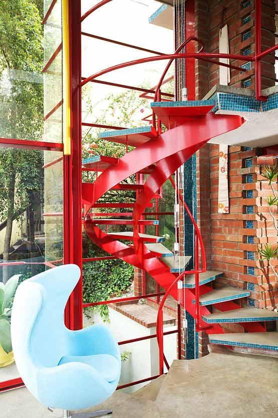 雅各布森经典设计作品:蛋椅(egg chair)