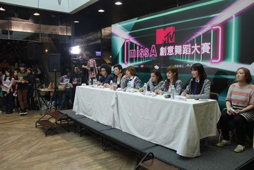 台湾missA创意舞蹈大赛