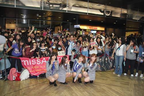 台湾missA创意舞蹈大赛成员受邀作点评