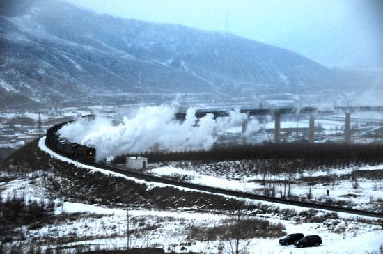 为克什克腾旗的冬季旅游增添了