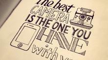 Sean McCabe的手绘字体设计
