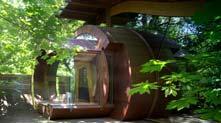 波特兰Wilkinson森林树屋