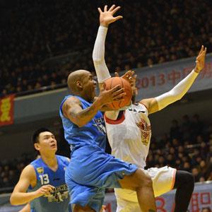 3月10日18 35视频直播CBA半决赛 北京VS山东 1