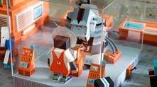 Nike Air Max 纸偶玩具