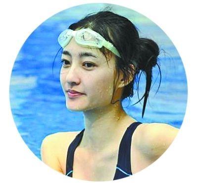 素颜女神王丽坤:演多少戏不如跳水成名快