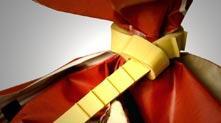Q Knot 可反复利用的扎带