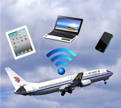 飞机安装wifi 明年近80架次宽体机完成改装(图)