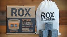 """永不融化的""""Rox冰块"""""""