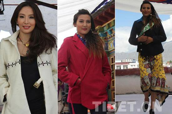 Tibetan fashion brand releases new products CCTV News ...