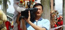 周涛・CCTV驻南非记者