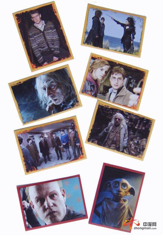 《哈利波特与死亡圣器(下)》纪念贴纸
