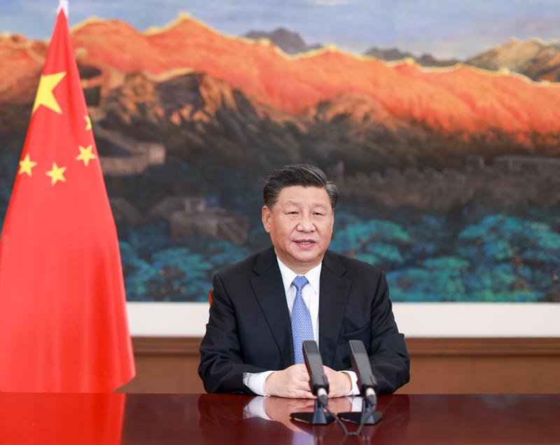 """共建更為緊密的中國-東盟命運共同體,習近平再談""""通""""字訣"""