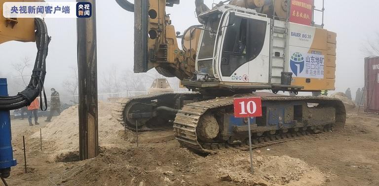山东栖霞金矿爆炸事故最新进展:10号钻引孔已经打到预定位置