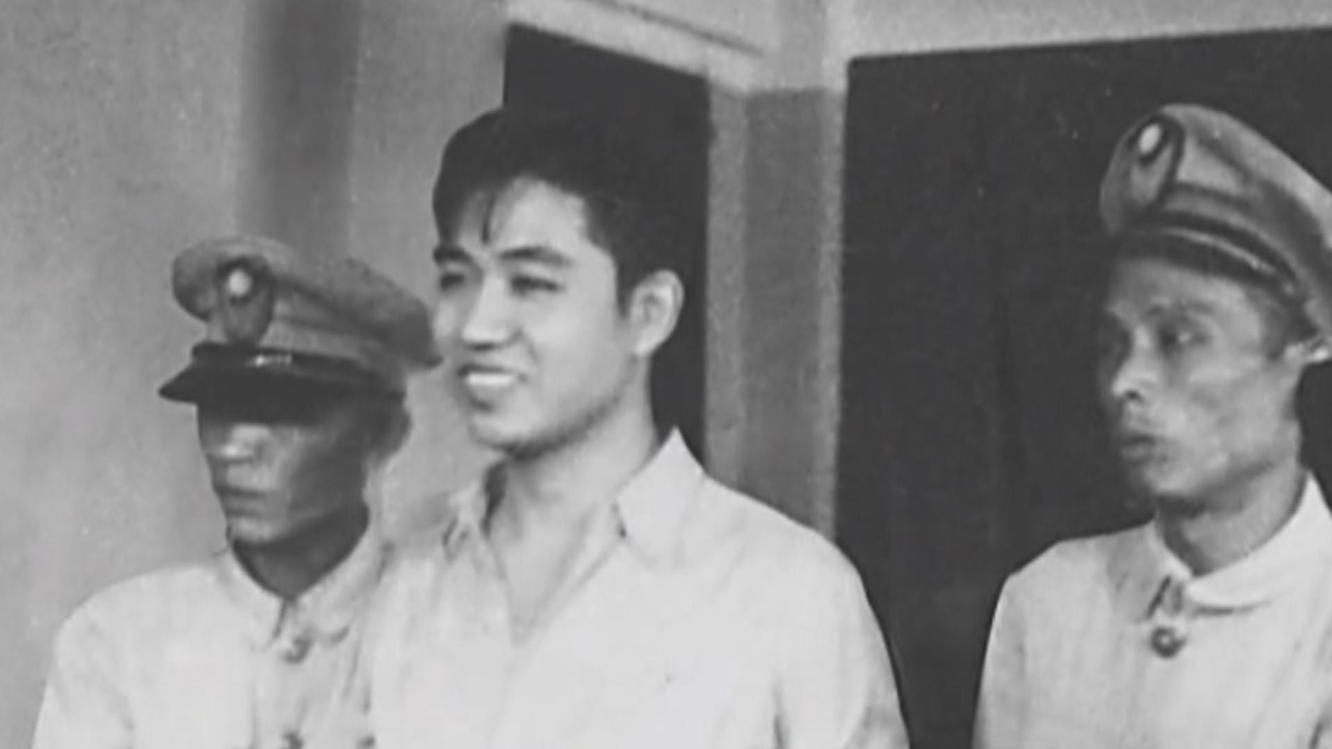 百集微紀錄·紅色檔案丨犧牲前,他留給世人的最后一組照片,全是微笑