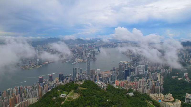 港澳红色印记丨国家始终是香港前行的坚强后盾