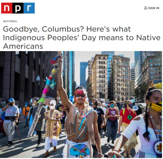 """环球深观察丨这几个""""鸠占鹊巢""""的英语国家:欠土著人一个交代!"""