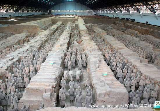 Quot Child Soldiers Quot Found Among The Terracotta Army Of The