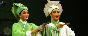 <b>Shaoxing Opera artist Mao Weitao</b><br><br>