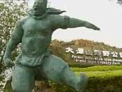 Se inaugura en Taipa Parque de Esculturas que representa a grupos étnicos de China