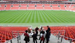 Estadio Nelson Mandela de Puerto Elizabeth