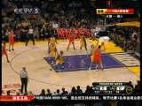 2010/2011赛季NBA常规赛 火箭-湖人 第1节