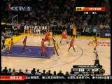 2010/2011赛季NBA常规赛 火箭-湖人 第2节