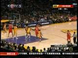 2010/2011赛季NBA常规赛 火箭-湖人 第4节