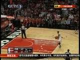2010/2011赛季NBA常规赛 开拓者-公牛 第3节