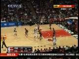2010/2011赛季NBA常规赛 开拓者-公牛 第2节
