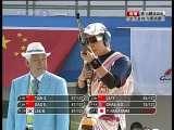[完整赛事]2010广州亚运会女子多向飞碟决赛
