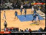2010/2011赛季美国男子篮球职业联赛季后赛 雷霆-掘金 第3节