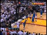 【NBA高清】2010/2011赛季NBA总决赛第六场 小牛vs热火 第4节 20110613